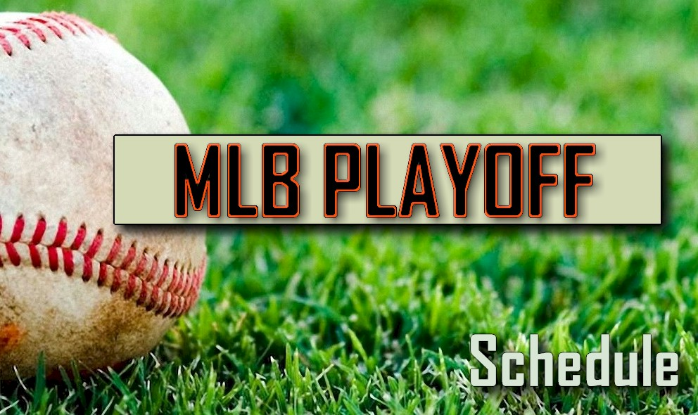MLB Playoff Schedule 2015: Games, TV Channels Revealed