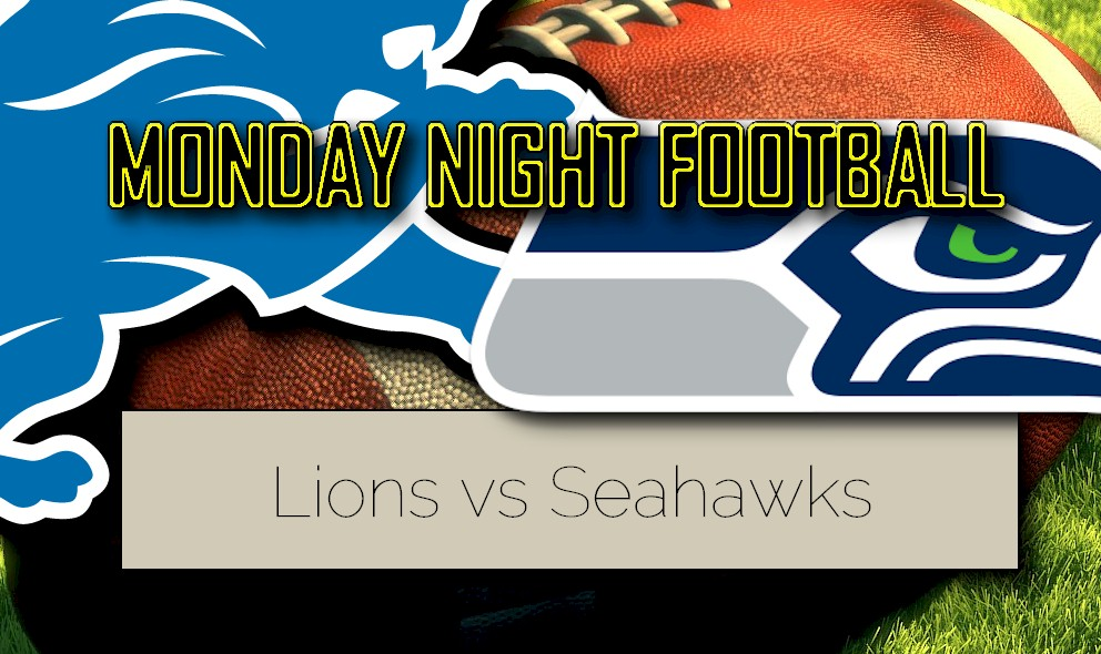 Monday Night Football Ingites Lions vs Seahawks 2015 Score