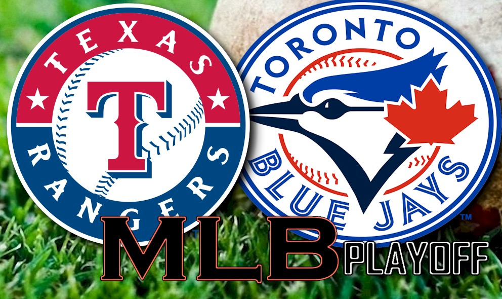 Rangers vs Blue Jays 2015 Score Heats up MLB Playoff Schedule Today