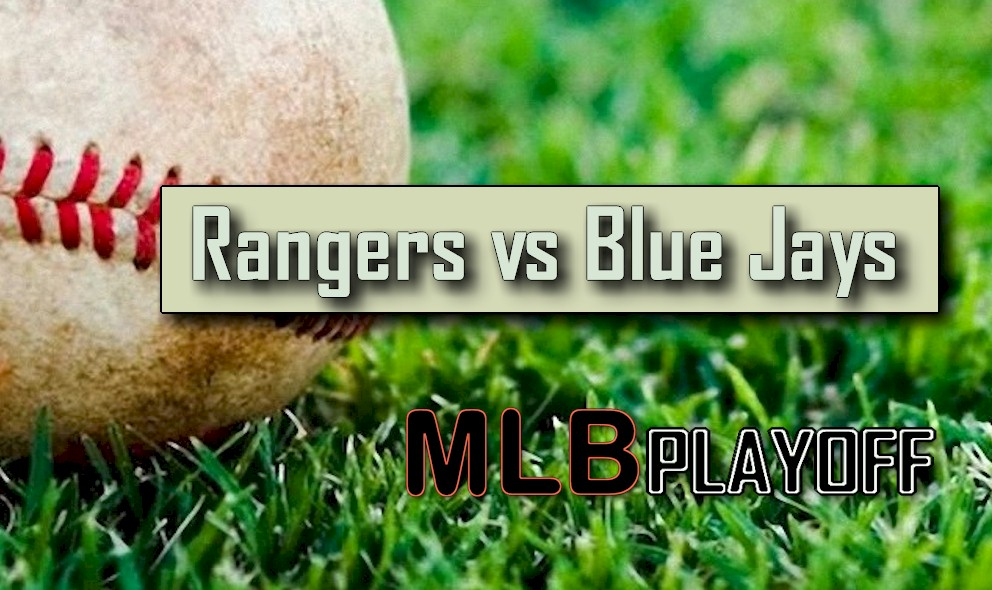 Rangers vs Blue Jays 2015 Score Heats up MLB Playoff Schedule