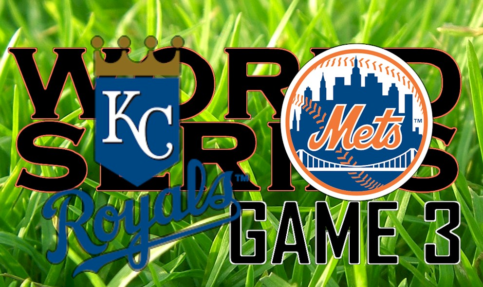World Series Score 2015 Game 3: Royals vs Mets Score Battle Ignites NY
