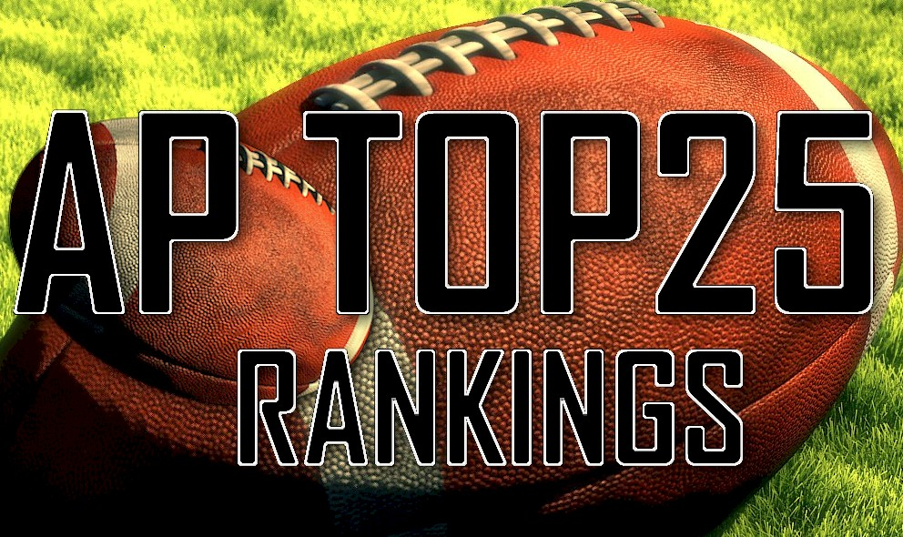 AP Top 25 Poll College Football Rankings: When is Selection Show 2015?