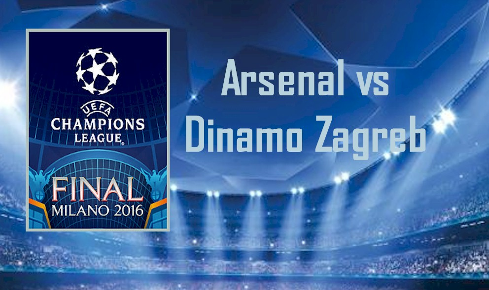 Arsenal vs Dinamo Zagreb 2015 Score Prompts UEFA Champions League Results