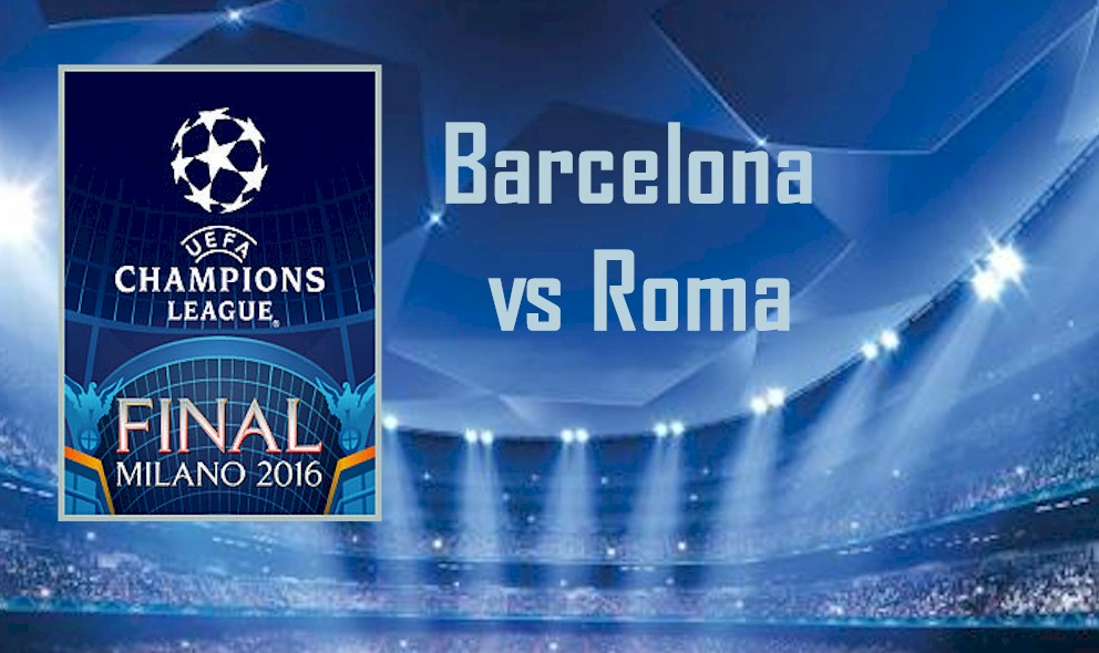 Barcelona vs Roma 2015 Score En Vivo Ignites UEFA Champions League Results