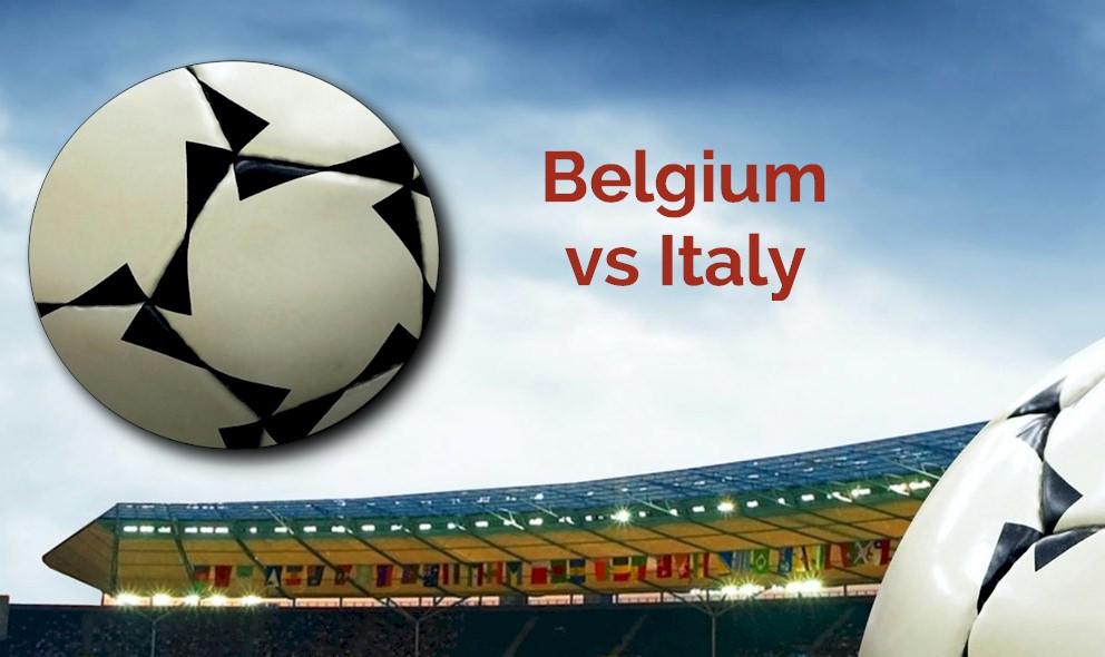 Belgium vs Italy 2015 Score Ignites World Cup Friendly Today