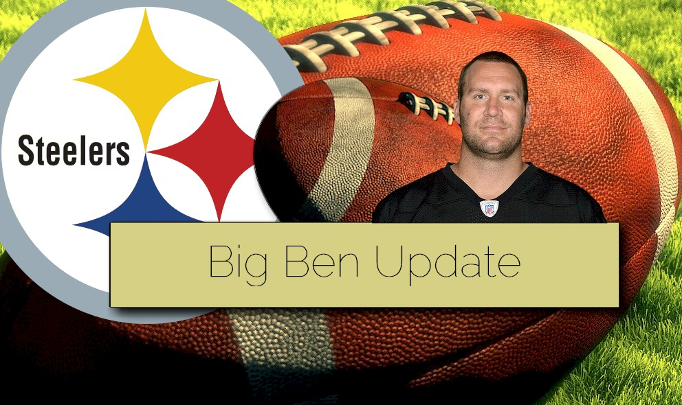 Ben Roethlisberger Injury Update 2015: No Concussion Expected