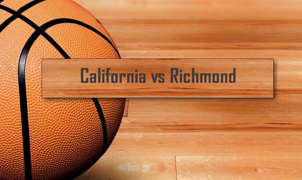California vs Richmond 2015 Score Delivers AP Top 25 College Basketball