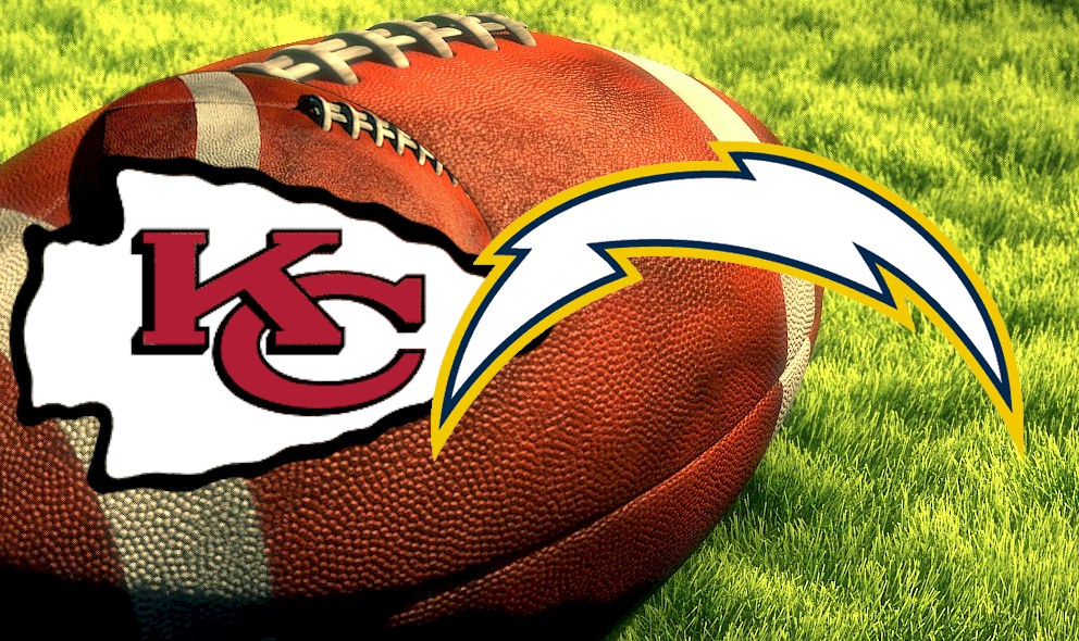 Chiefs vs Chargers 2015 Score Heats Up NFL Football Results Today