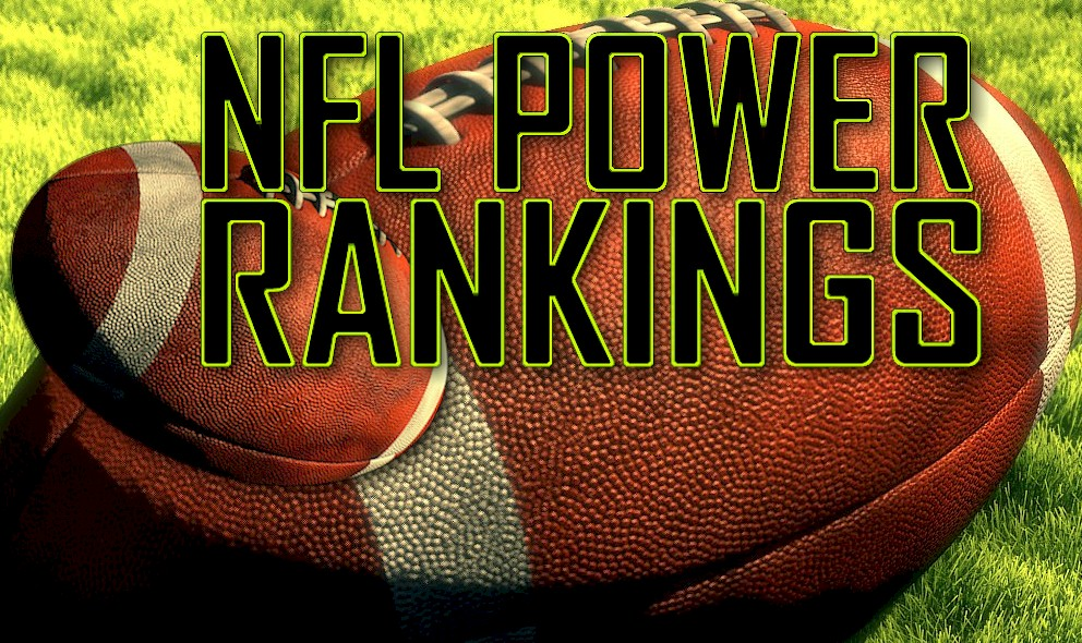 ESPN Power Rankings NFL Football: Week 12 Standings 11/24 Today Revealed