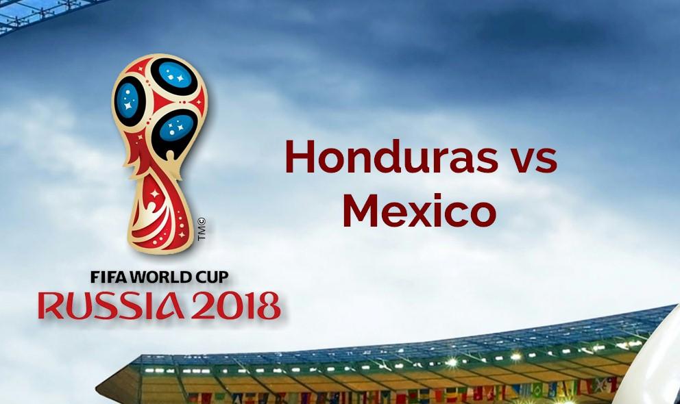 Mexico vs Honduras 2015 Score En Vivo Ignites Copa Mundial Qualifier