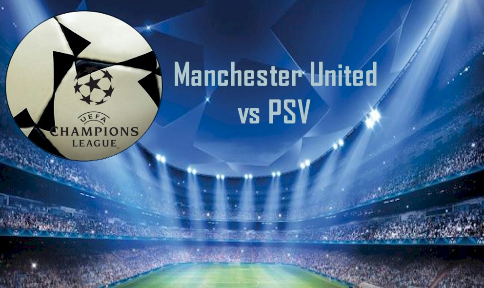 Manchester United vs PSV 2015 Score Heats up UEFA Champions League Results