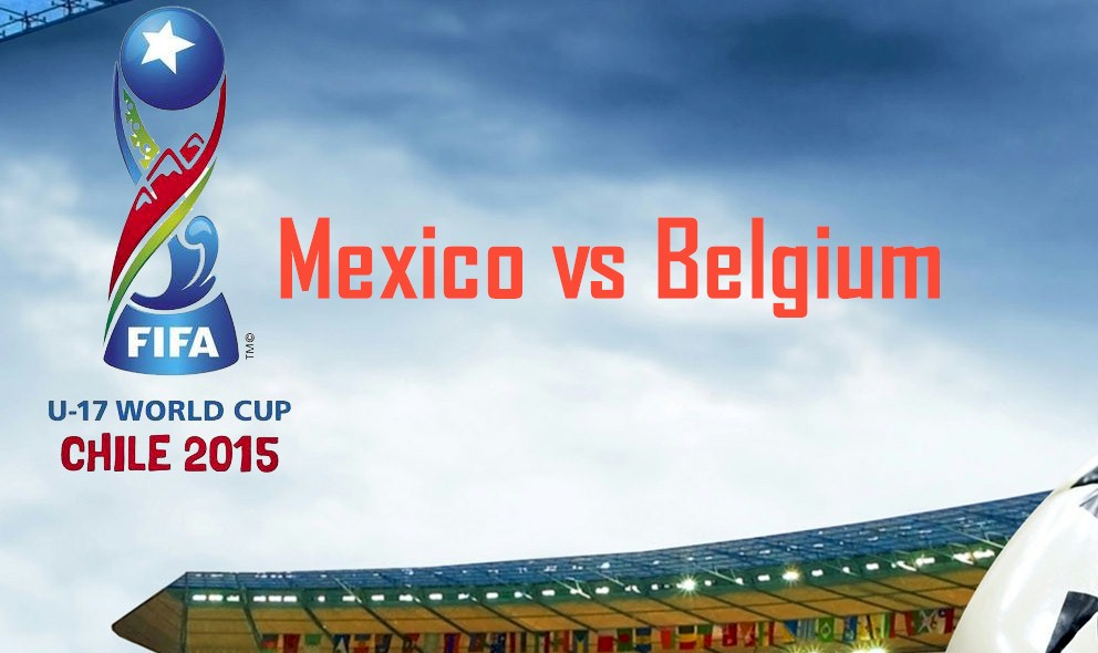 Mexico vs Belgium 2015 Score En Vivo Ignites FIFA Copa Mundial U17