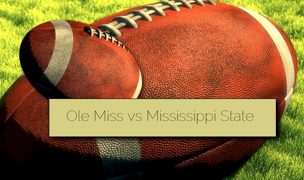 Ole Miss vs Mississippi State 2015 Score Updates AP Top 25 Rankings
