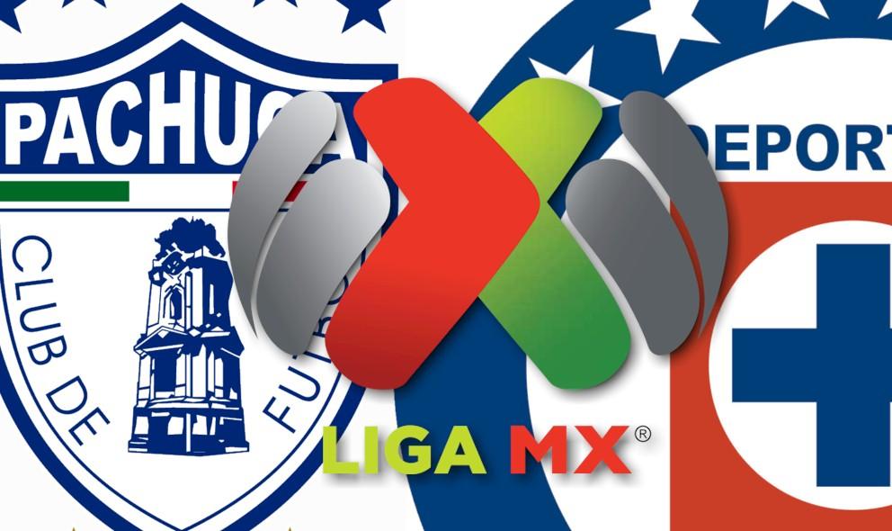Pachuca vs Cruz Azul 2015 Score En Vivo Ignites Liga MX Table