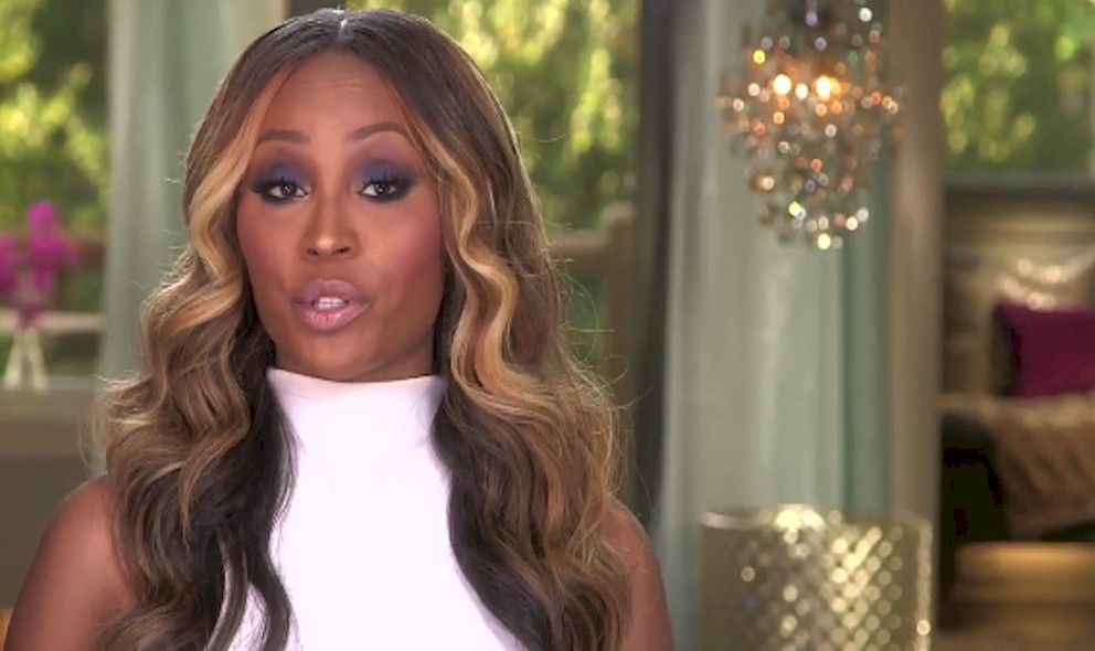 Peter Thomas Cheating Video: Cynthia Bailey Faced Other Rumors: EXCLUSIVE