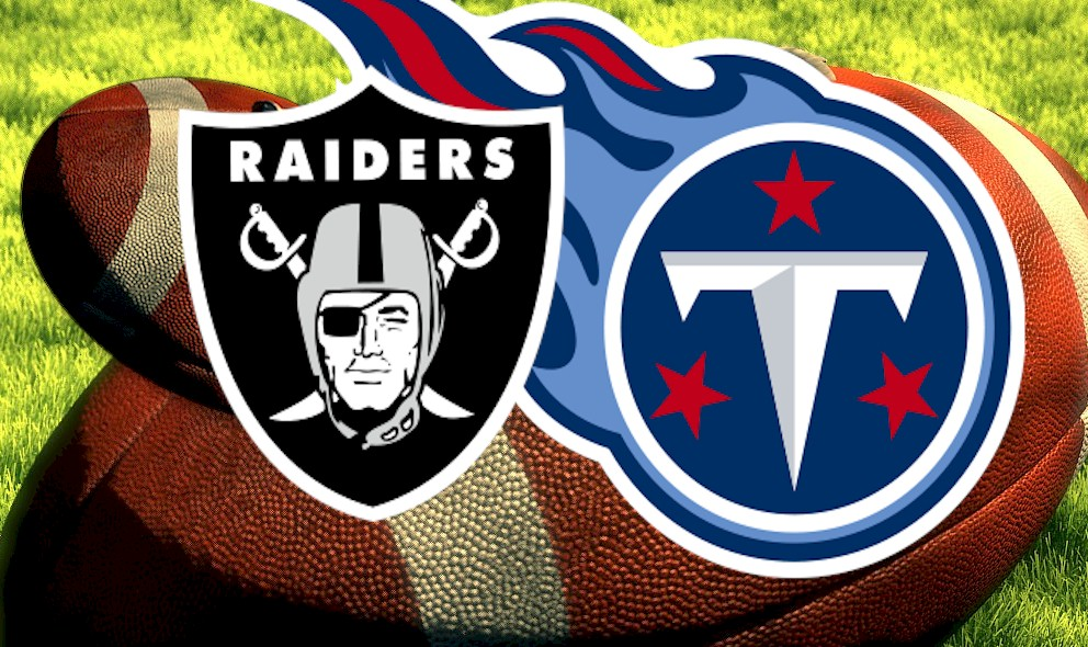 Raiders vs Titans 2015 Score Heats up NFL Football Sunday Results