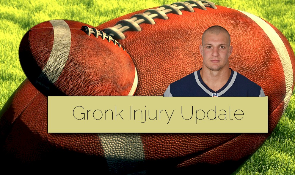 Gronk Injury Update: Rob Gronkowski Likely Out 1 Game, MRI Results Pending