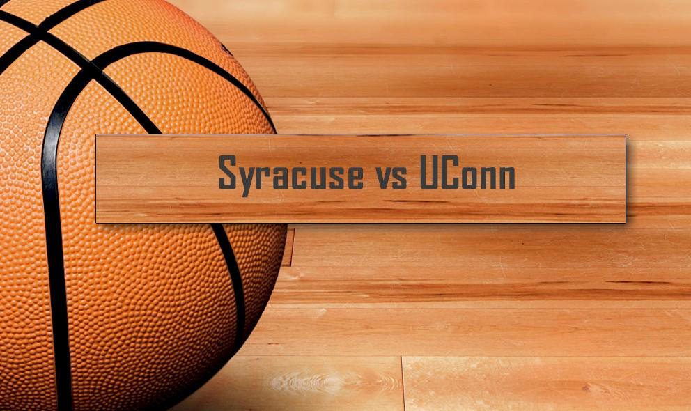 Syracuse vs UConn 2015 Score Heats up AP Top 25 Poll College Basketball