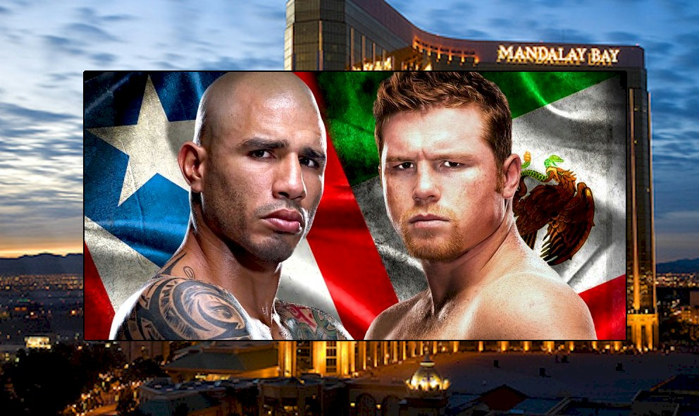Boxing Channel: What TV Channel is the Cotto vs Canelo Fight Tonight