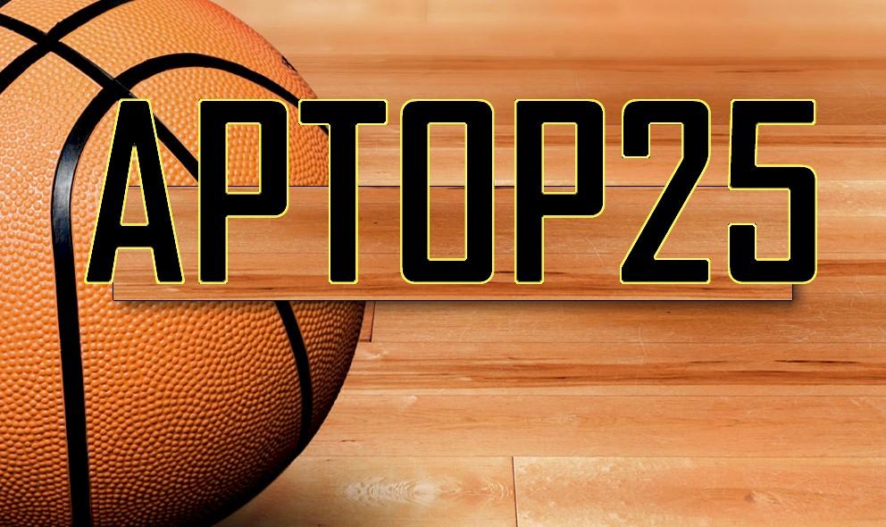 AP Top 25 Poll College Basketball Rankings: Kentucky Tops Week 3 11/23 Standings