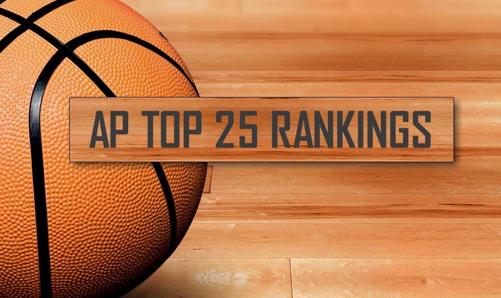 AP Top 25 Poll College Basketball Rankings Reveal Week 3 Standings 11/23
