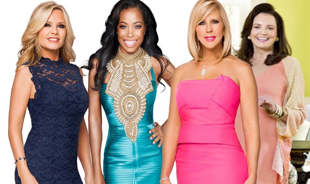 Tamra Barney, Vicki Gunvalson, Paula Jai Parker Named Best Reality Stars 2015