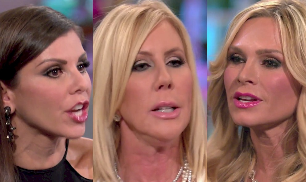 Brooks Ayers Cancer: Heather Dubrow, Tamra Barney Question Vicki Gunvalson