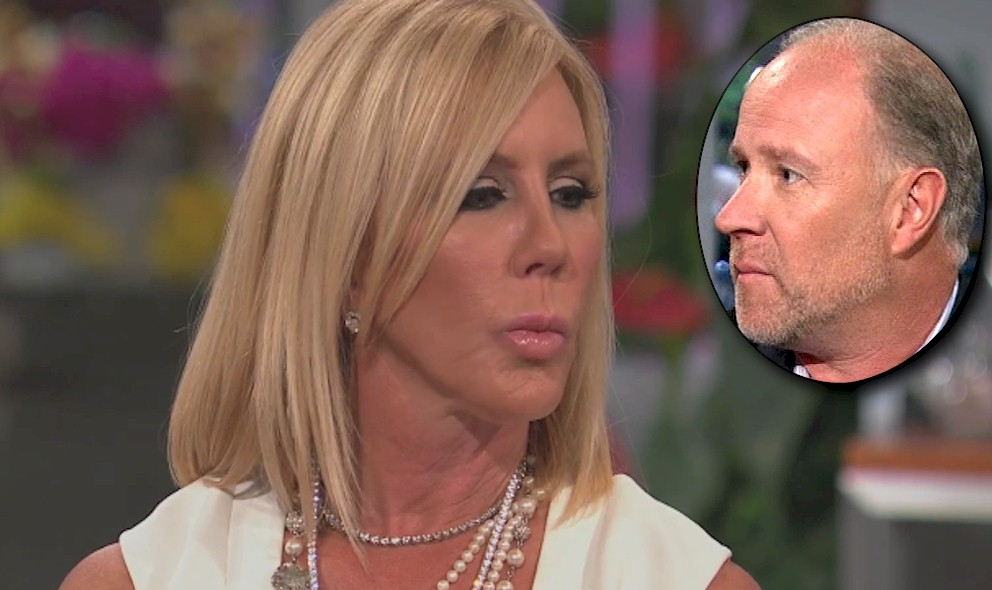 Brooks Ayers Cancer: Vicki Gunvalson Admits Lie about Terry Dubrow