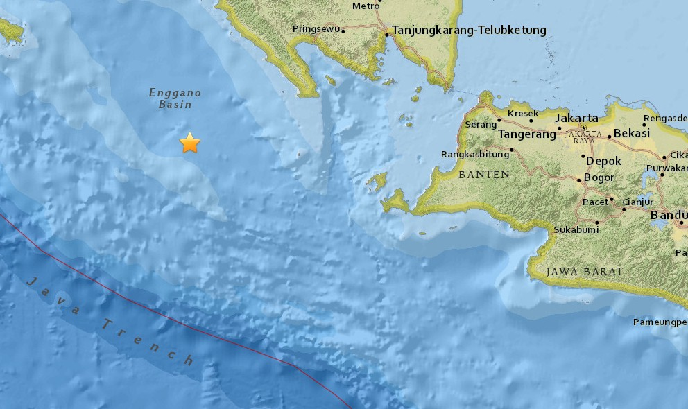 Indonesia Earthquake 2015 Today Prompts No Tsunami Threat