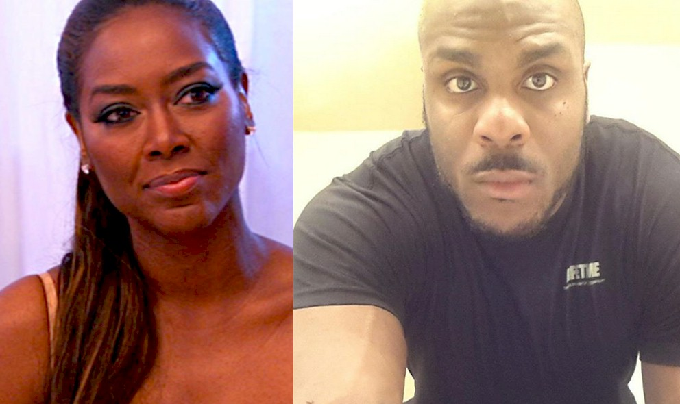 Kenya Moore, Matt Jordan: New Boyfriend 2015 Ignites RHOA: EXCLUSIVE