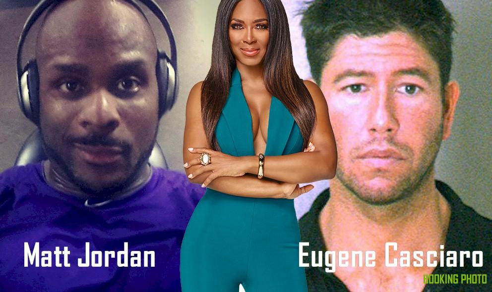 Kenya Moore Boyfriend Matt Jordan Twirls RHOA Eugene Casciaro: EXCLUSIVE