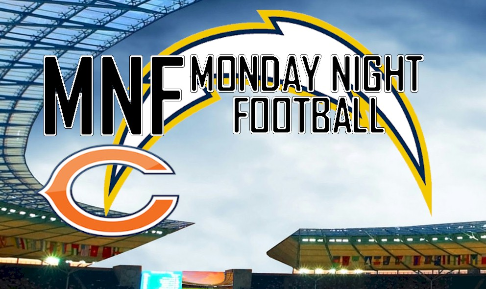 Monday Night Football Results Ignite Bears vs Chargers Score, Channel
