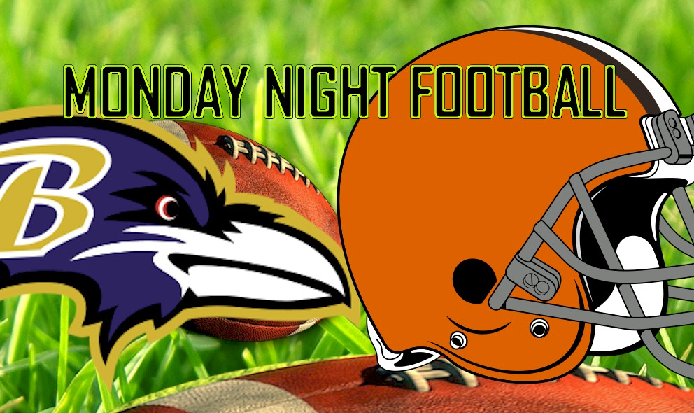 Monday Night Football Results Ignite Ravens vs Browns Score 2015