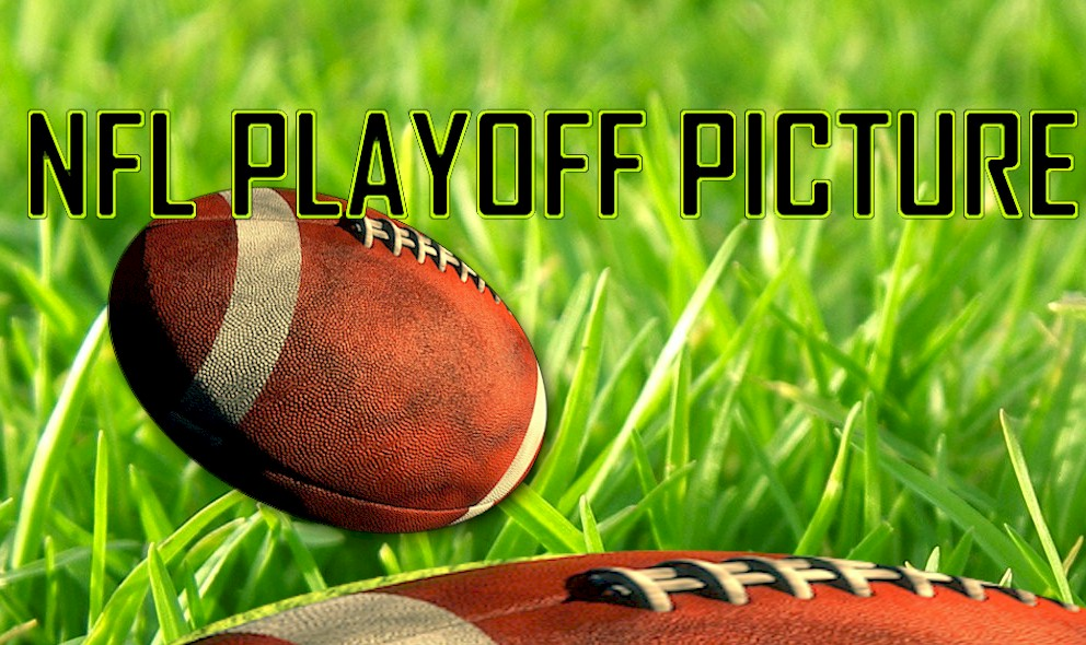 NFL Playoff Picture Update Reveal Football Week 13 Standings 2015