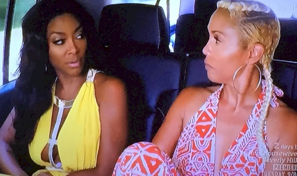 RHOA Tammy McCall Browning Shocks, UNLV Stacey Augmon Silent: EXCLUSIVE