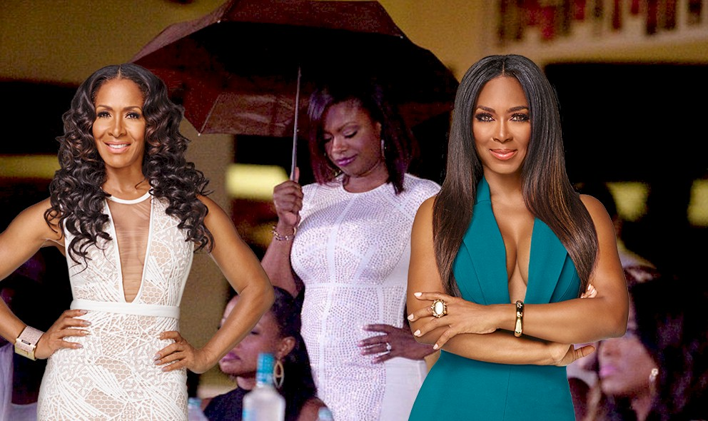 Real Housewives of the Atlanta Flood Plain? The Chateau Swims: EXCLUSIVE