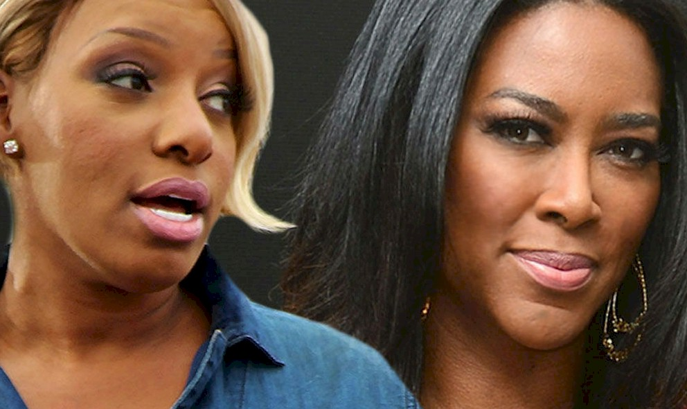 NeNe Leakes Claims Kenya Moore Couldn't Carry RHOA