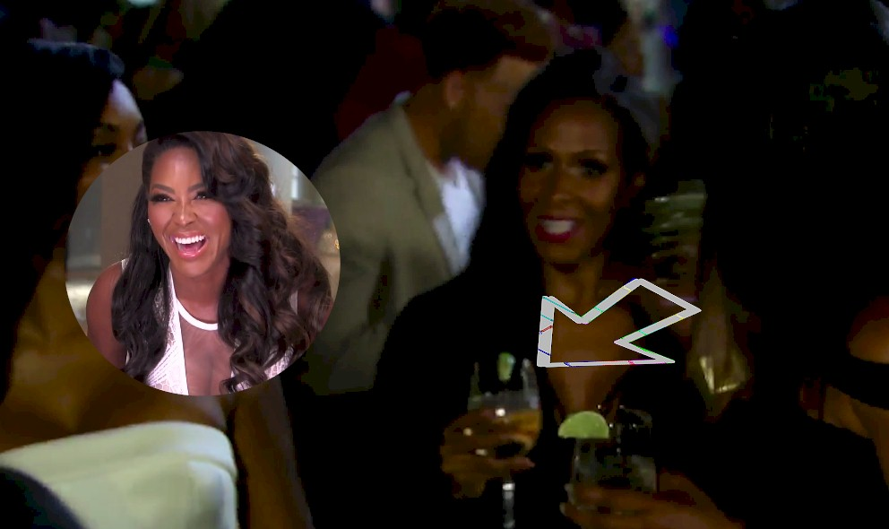 Sheree Whitfield's Chateau Sheree Prompts Kenya Moore Fight: EXCLUSIVE