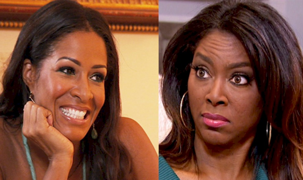 Sheree Whitfield Chateau Sheree Done Before Kenya Moore Manor: EXCLUSIVE