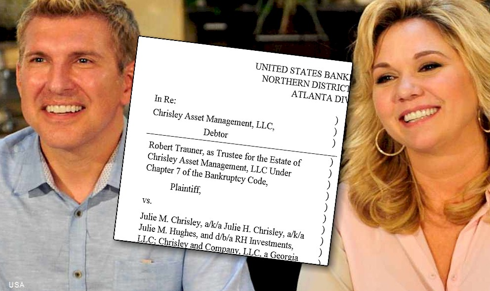 Chrisley & Company, Julie Chrisley Bankruptcy Case Back On: EXCLUSIVE