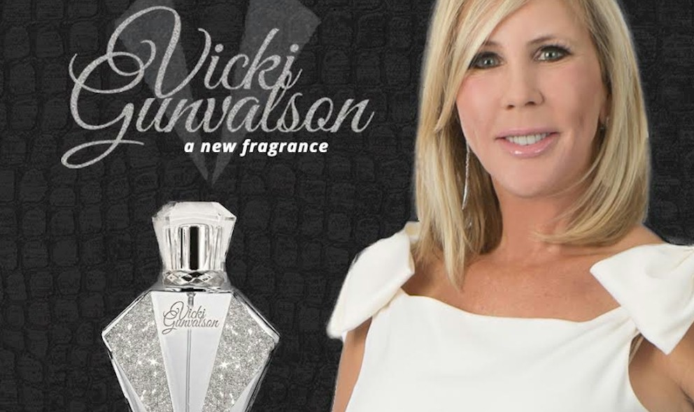 Vicki Gunvalson Perfume: RHOC Star Launches V by Vicki Gunvalson: EXCLUSIVE