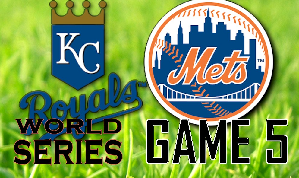 World Series Score 2015 Game 5: Royals vs Mets Score Ignites Series