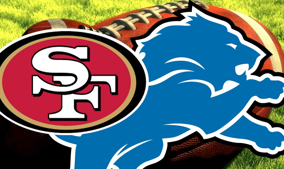 49ers vs Lions 2015 Score Heats Up Football Results Today