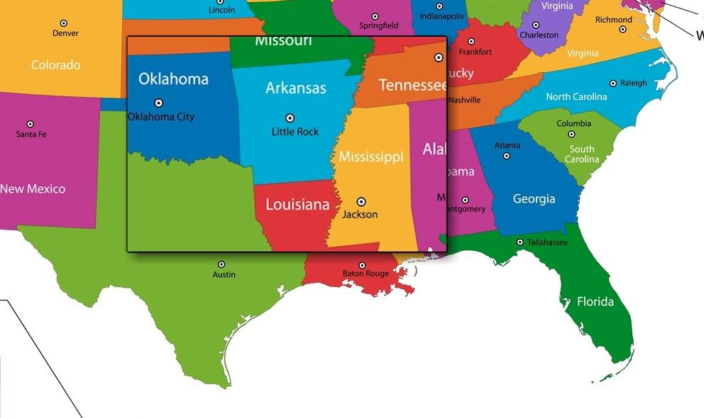 Arkansas Tornado 2015 Warning Today Strikes Hampton
