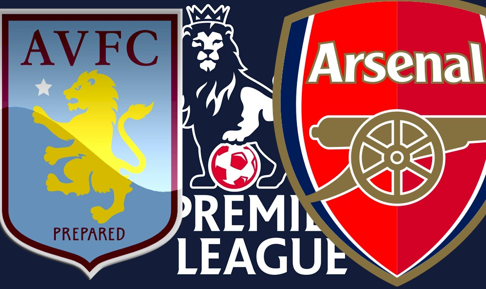 Aston Villa vs Arsenal 2015 Score Heats up EPL Table, Premier League