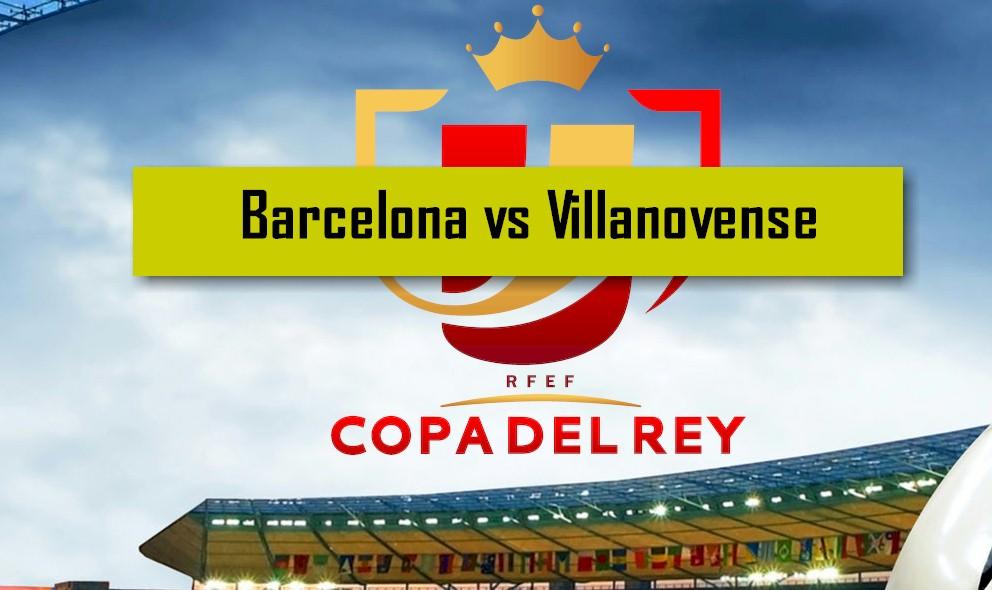 Barcelona vs Villanovense 2015 Score En Vivo Ignites Copa Del Rey Results