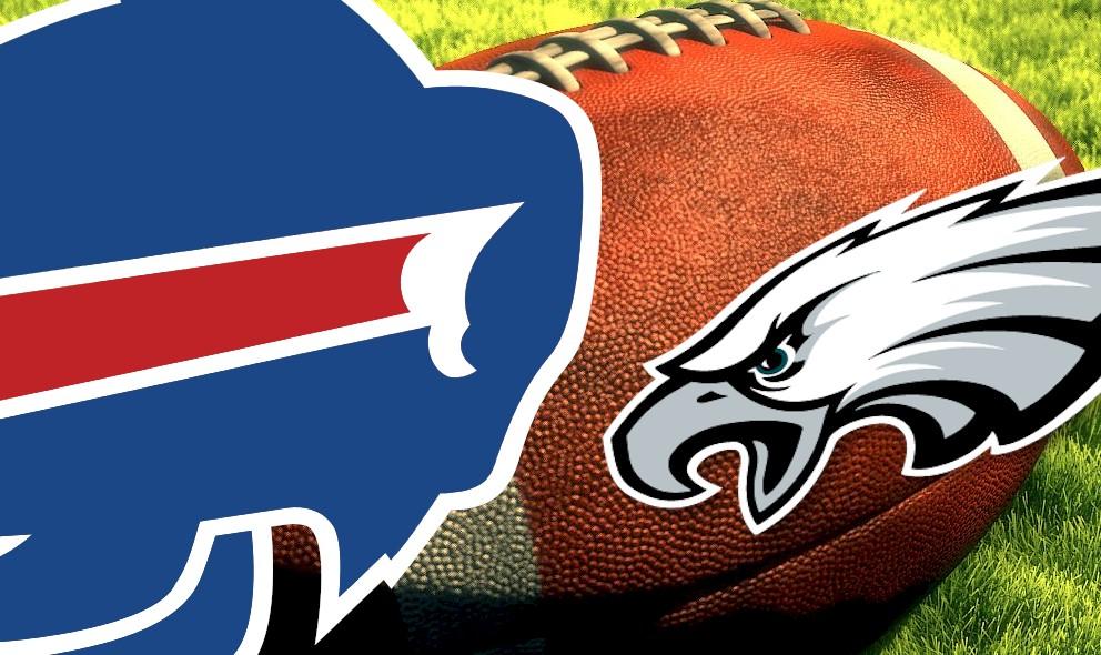 Bills vs Eagles 2015