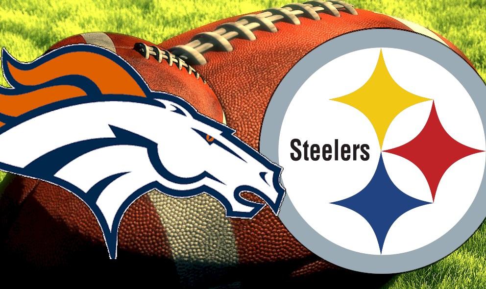 Broncos Steelers