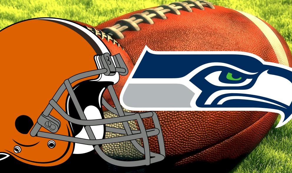 Browns vs Seahawks