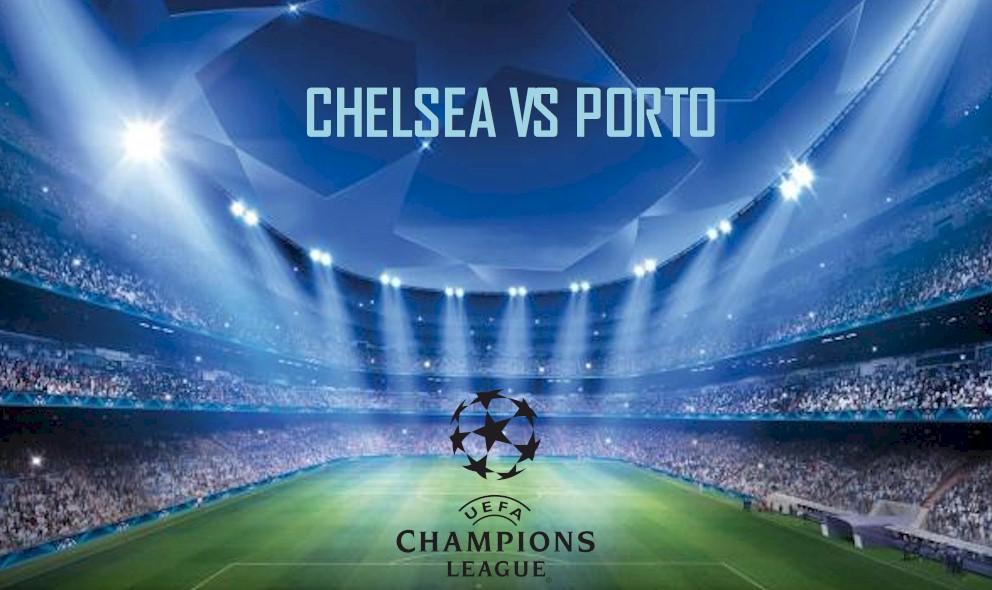 Chelsea vs Porto 2015